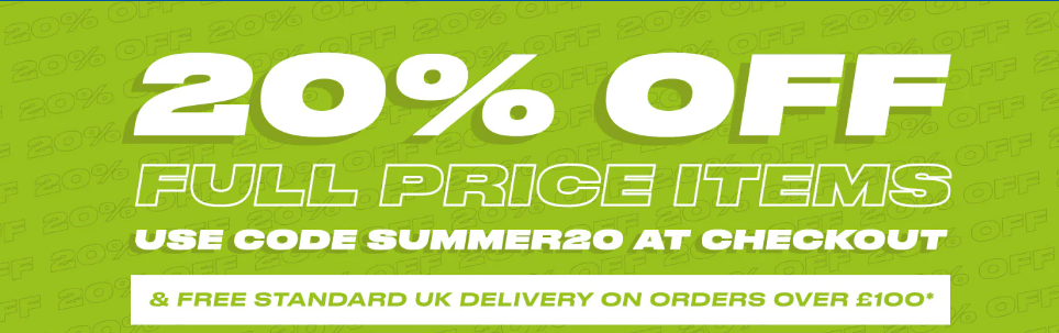 Sports Direct Discount Code | 20% Off in September 2020 | w